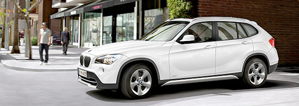 BMW X1 - 18i sDrive