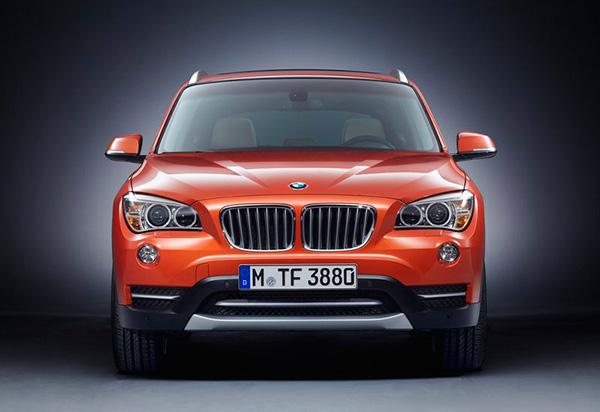 BMW X1 2013 - Frente