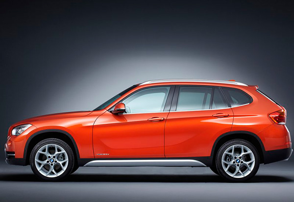 BMW X1 2013 - Lateral